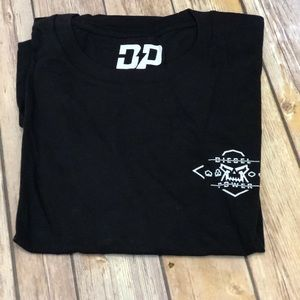 NWT: Diesel Power Gear Black Shirt  Sz: L